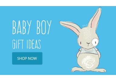 Baby Boy Gift Ideas