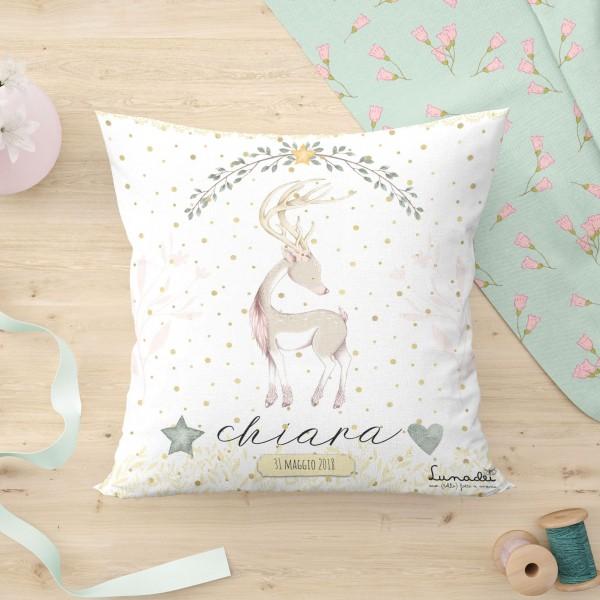 "Customizable Pillow for Babies/Children | Model ""Chiara"""