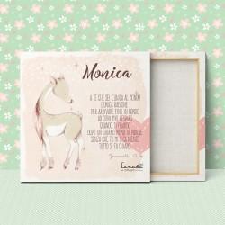 "Customizable Canvas for Babies/Children | Model ""Alberto"""