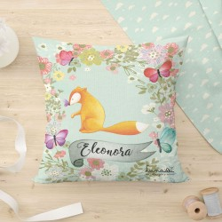 "Customizable Pillow for Babies/Children | Model ""Eleonora"""