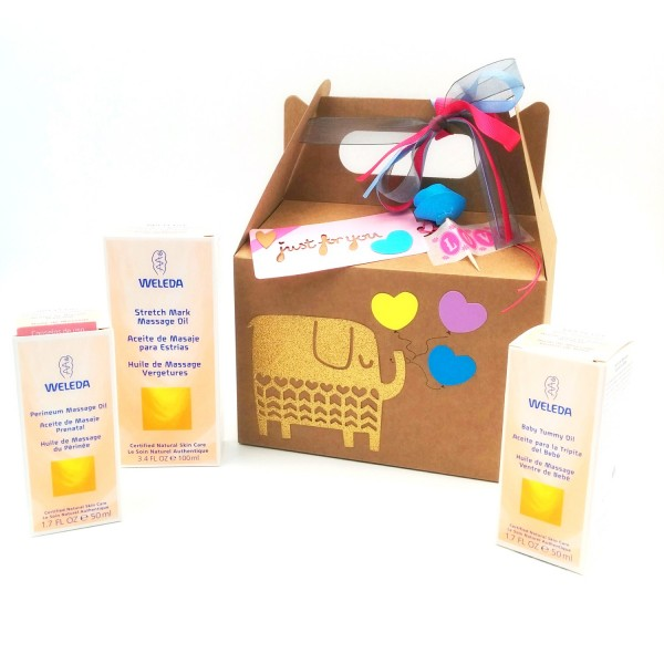 """WELEDA Gift Set """"9 Months"""" 