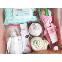 "Gift Idea WELEDA with 4 Weleda Products + Accesories for Babies | ""VIP"" Model 
